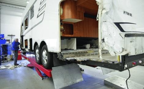 Bobil- og campingvognutstyret som forebygger de vanligste skadene